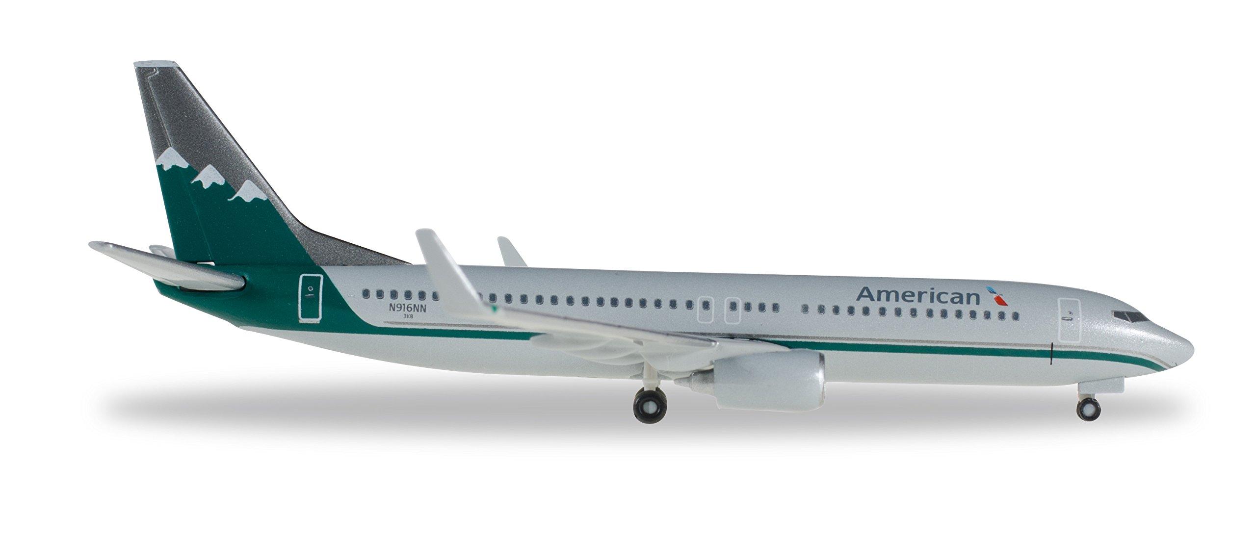Daron Herpa American 737-800 1/500 Reno Air Heritage