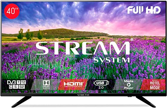Stream System BM40L81+ - TV LED 40