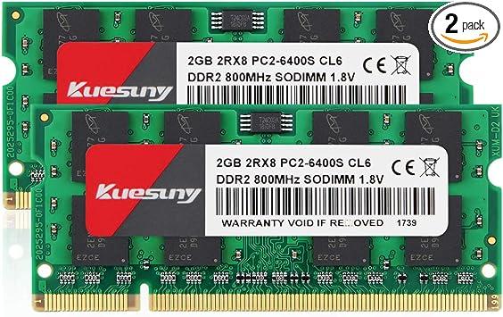 Amazon.com: KS-DDR2-800S-AA: Computers & Accessories