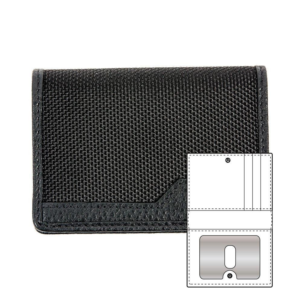 cbe1f3fda691 Competitor Ballistic Nylon Card Holder Wallet - Slim Wallet for Credit  Cards and Business Cards - Small Wallet