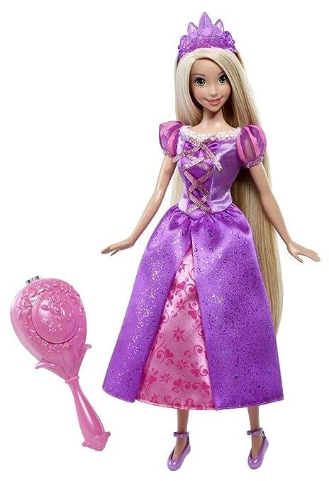 Disney Princesses X9383 Poupee Raiponce Cheveux Magiques