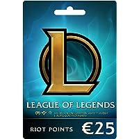 League of Legends €25 Buono regalo prepagato (3500 Riot Points)