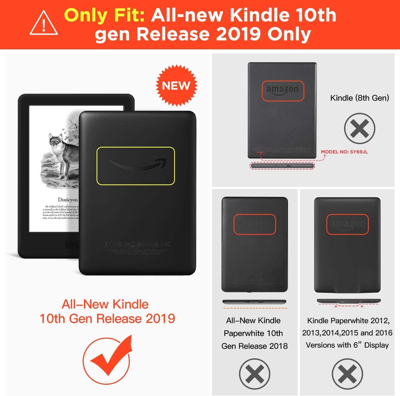 Estuche Ayotu para Kindle completamente (10ª generación, versión ...