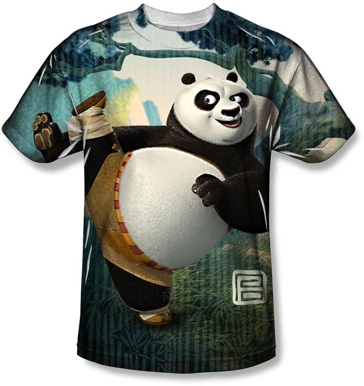 Kung Fu Panda - Youth Training T-Shirt