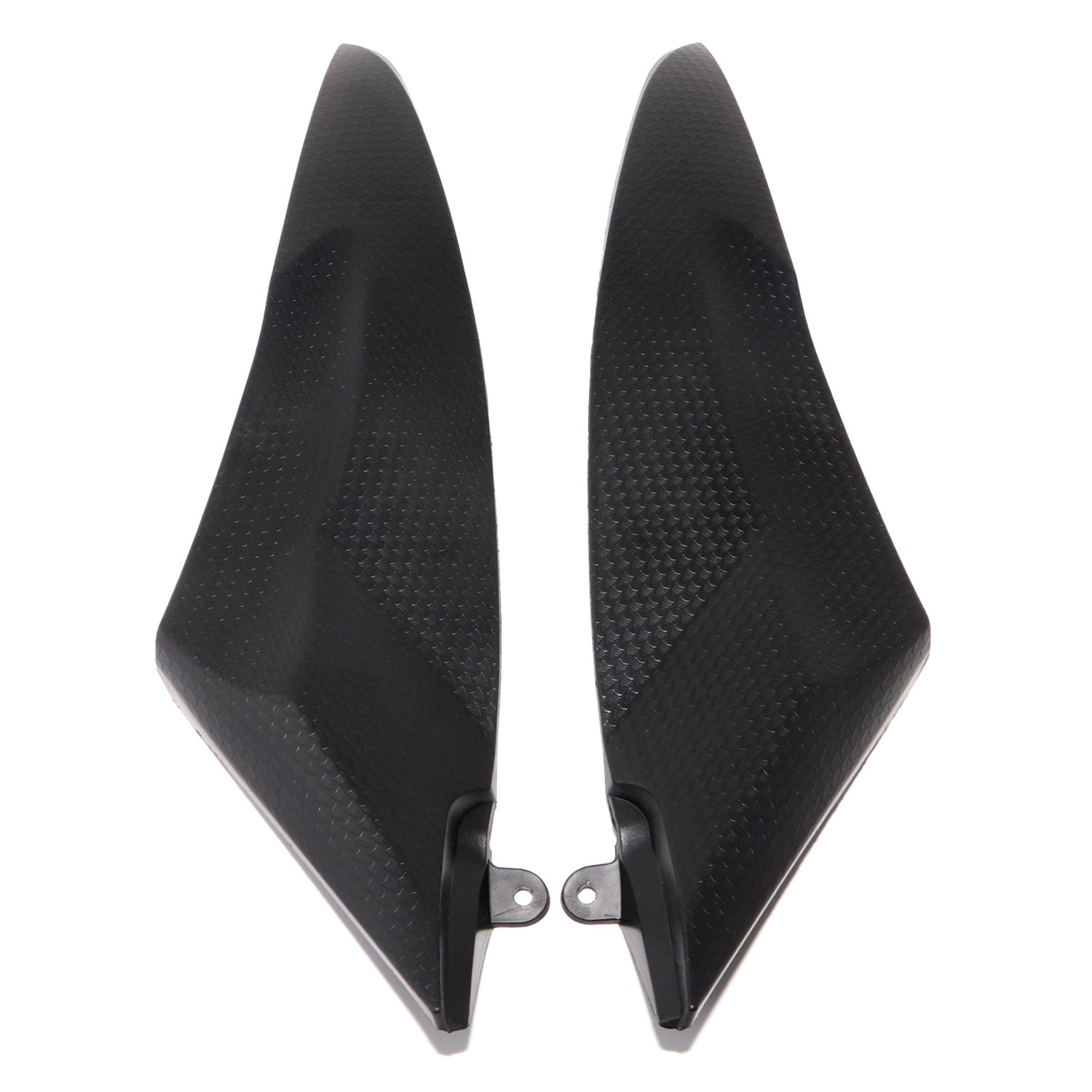 Senkauto 2 Pcs Gas Tank Side Fairing Panel Guard Cover for Yamaha YZF R6 2006 2007