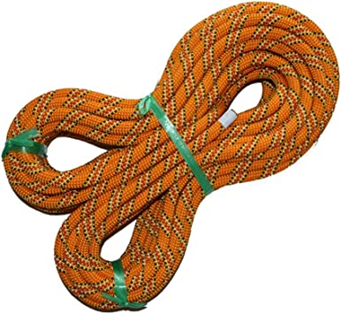 Cuerdas de escalada HAIZHEN Heavy Duty Dinámico, Aire Libre ...
