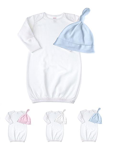 Amazon.com: Jay de bebé recién nacido Color Blanco albornoz ...