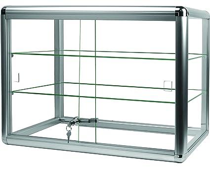 Amazon 888 Display Usa Elegant Silver Anodized Aluminum Display