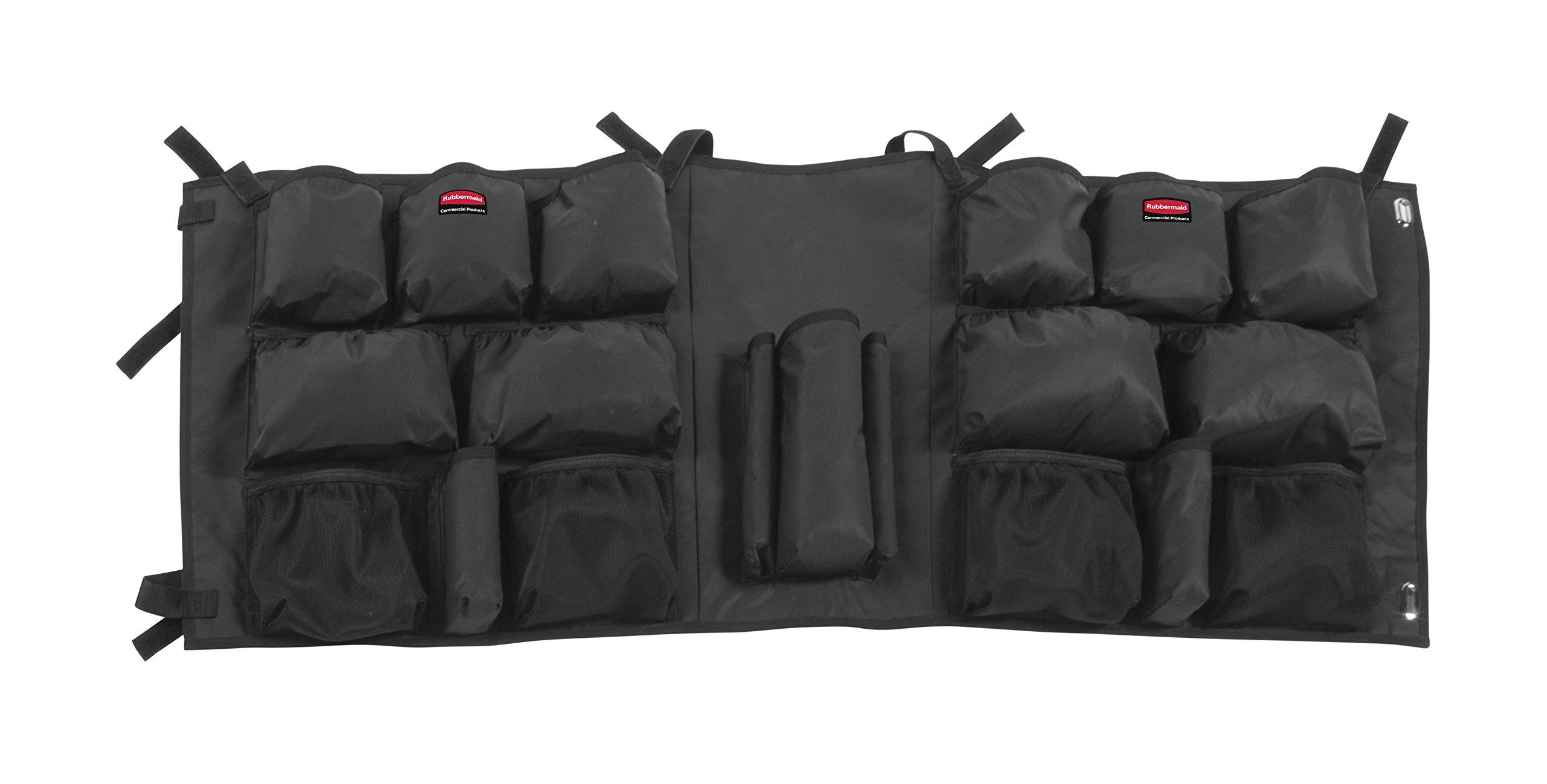 Rubbermaid Commercial Products 2032939 Slim Jim Caddy Bag for 23 gal, Black