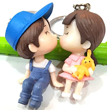 Avni Online Enterprises Trendy Romantic Cute Cartoon Lovers