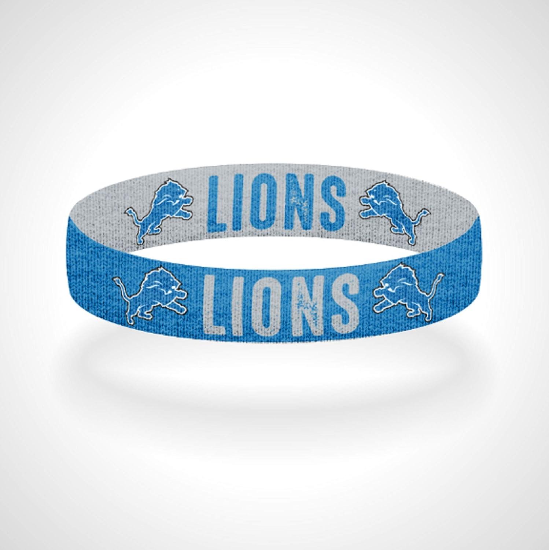 Reversible Lions Wristband Bracelet
