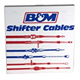 B&M 80604 4' Long Performance Shifter Cable