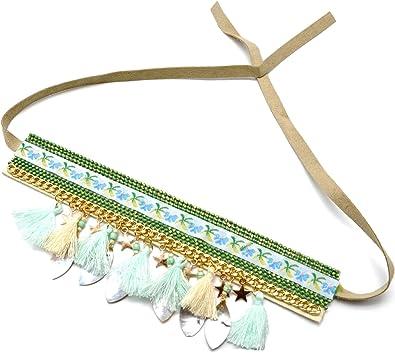 CC743 – HalsketteArmband Arm Ethnische indischen mit