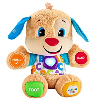 55d498fcd69 Fisher-Price Laugh & Learn Smart Stages Puppy