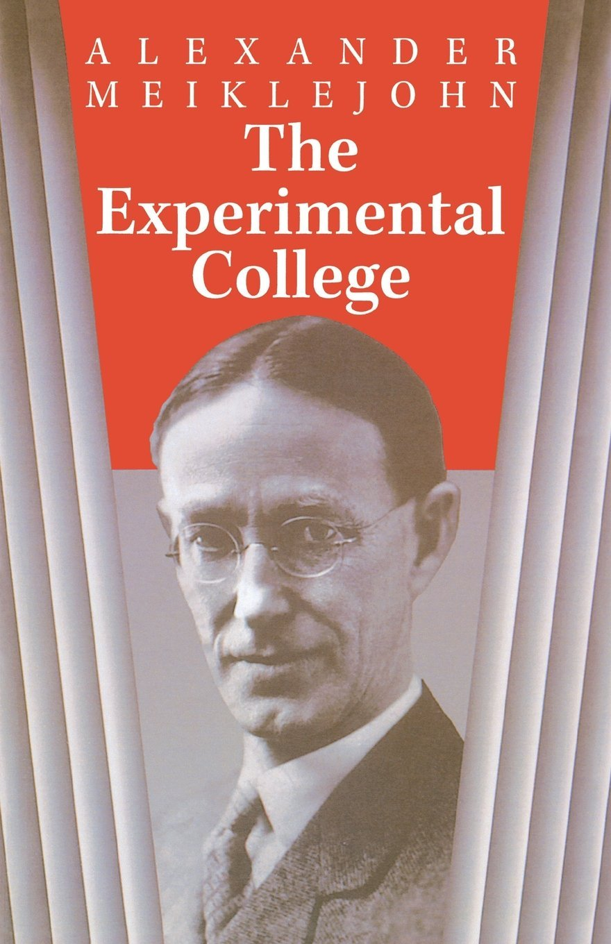 Read Online The Experimental College pdf