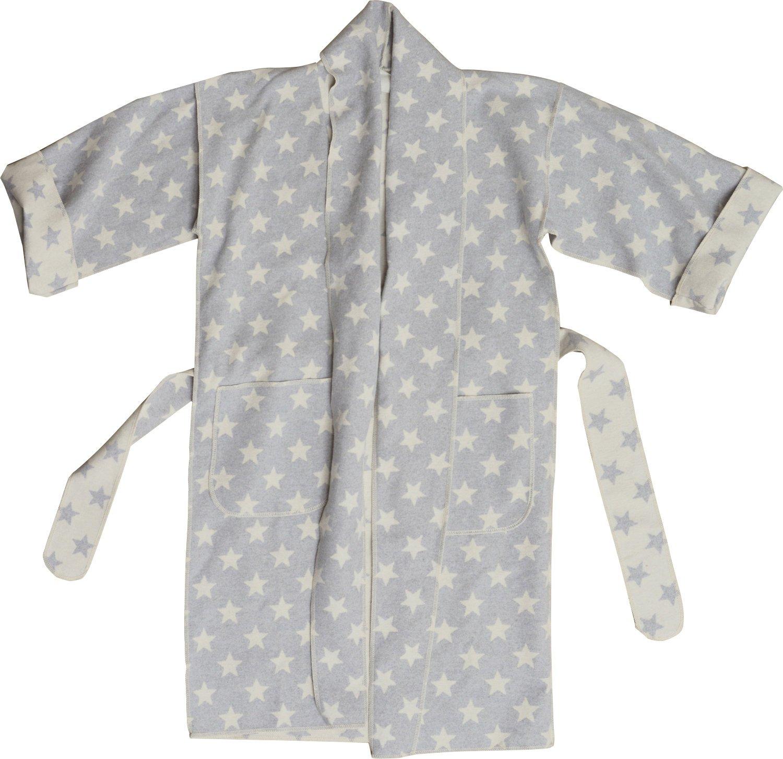 David Fussenegger Kimono, Gr. L XL - Sterne Allover Filz 0 0 [A]