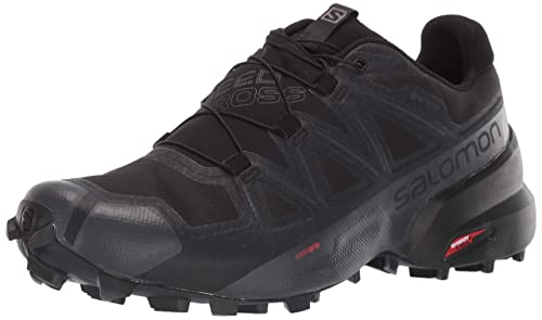 salomon speedcross 5 uomo nere