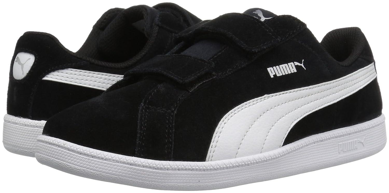 PUMA Smash Fun SD V Kids Sneaker B01BQU0NX6 6 M US Toddler|Puma Black/Puma White