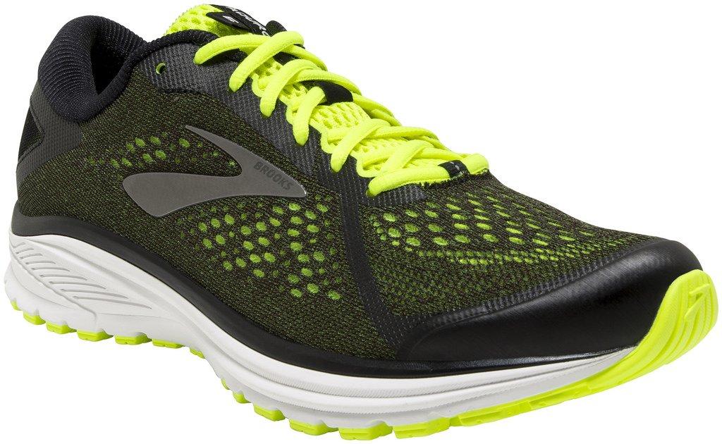 Brooks Aduro 6, Zapatillas de Running para Hombre 47.5 EU|Multicolor (Black/Nightlife/Ebony 079)