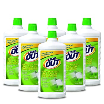 Lime Out AO06N Heavy-Duty Shower Tile Cleaner