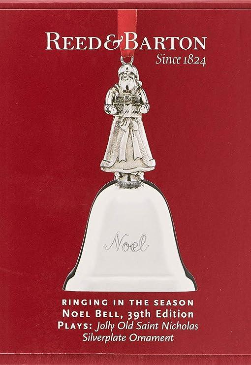 Reed /& Barton Annual Ornament