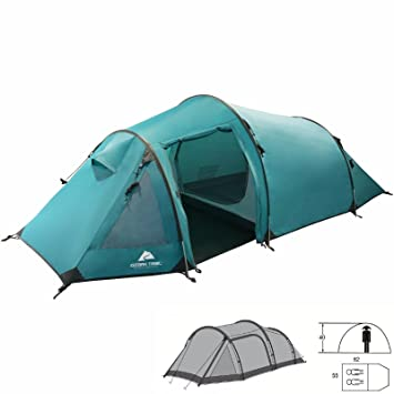 Ozark Trail 2-person Vestibule Lightweight Backpacking Tent Includes Storage Pocket Aluminum Stakes  sc 1 st  Amazon.com & Amazon.com : Ozark Trail 2-person Vestibule Lightweight ...