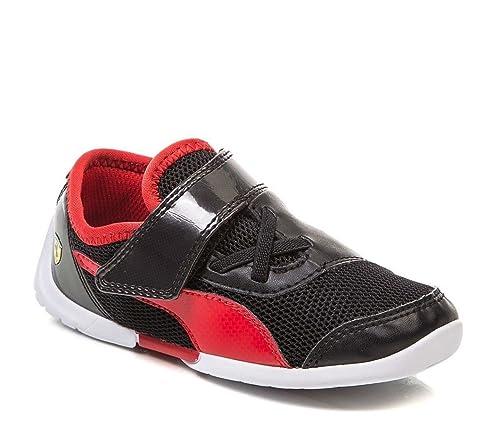 Schuhe Netz Mode Sport Kinder Ferrari Jungen Puma Turnschuhe