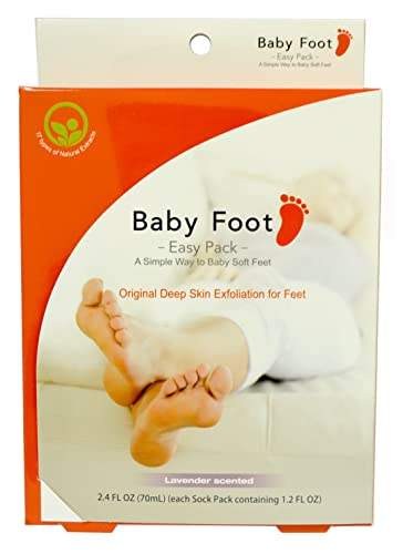 Baby Foot Scented Foot Care