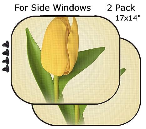 Amazon com: MSD Car Sun Shade - Side Window Sunshade
