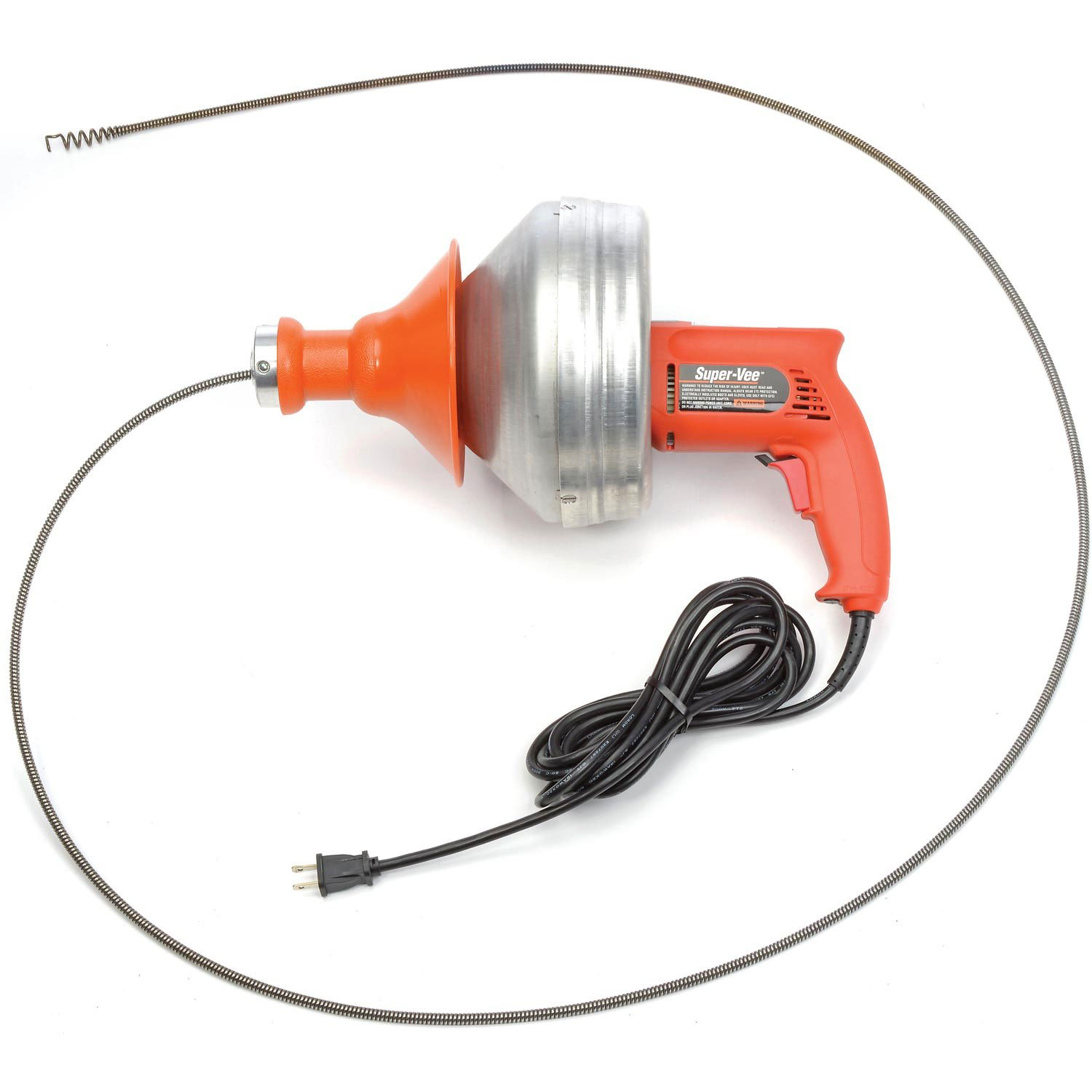 General Wire Spring Sv-D Super-Vee, Handy Electric Less Case, 5/16'' by General Wire Spring