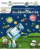 Ma Premiere Encyclopédie en Autocollants : l'Espace - Dès 4 ans