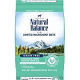 Natural Balance L.I.D. Limited Ingredient Diets Dry Adult Dog Food, Grain-Free