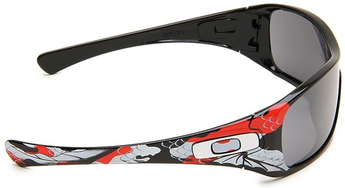 38273dd28a Oakley Antix Polished Black Ernesto Fonseca Signature Series  Amazon.co.uk   Clothing