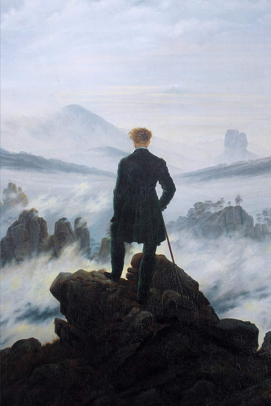 Image result for caspar david friedrich