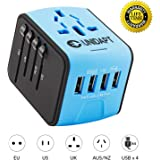 MOOSENG MS-G01 Easy to Travel Universal Power Adapter