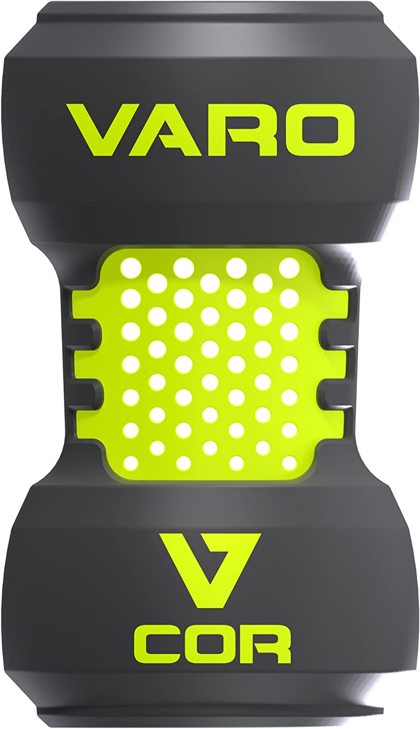 Varo COR Bat Training Weight, 20oz, for Baseball (MLB Authentic) - Classic Weight Feel - Improve Your On-Deck Swings and Power, Cushion Fit Eliminates Abrasion on the Bat