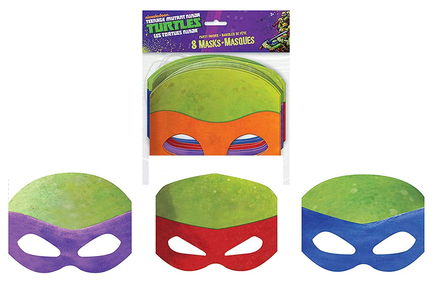 Amazon.com: Teenage Mutant Ninja Turtle Fiesta de cumpleaños ...