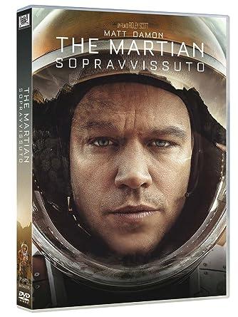 Dvd- film - the martian - sopravvissuto con matt damon 064560DS