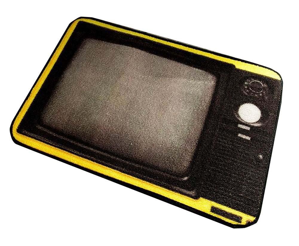 Flur teppich waschbar  Classic Old TV Wohnzimmer / Küche / Flur Teppich waschbar Teppich ...