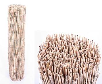 Bambusmatte Rio Eco Modell Bambus Sichtschutz Gunstig Mit 180 X 500