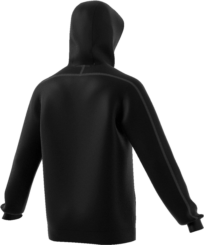adidas Herren M Bb HDY Sweatshirt Black/White