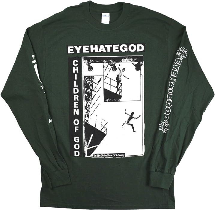 Children of God T-Shirt \m//-\m// EYEHATEGOD