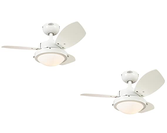 Amazon.com: Westinghouse 7247200 wengue two-light Reversible ...
