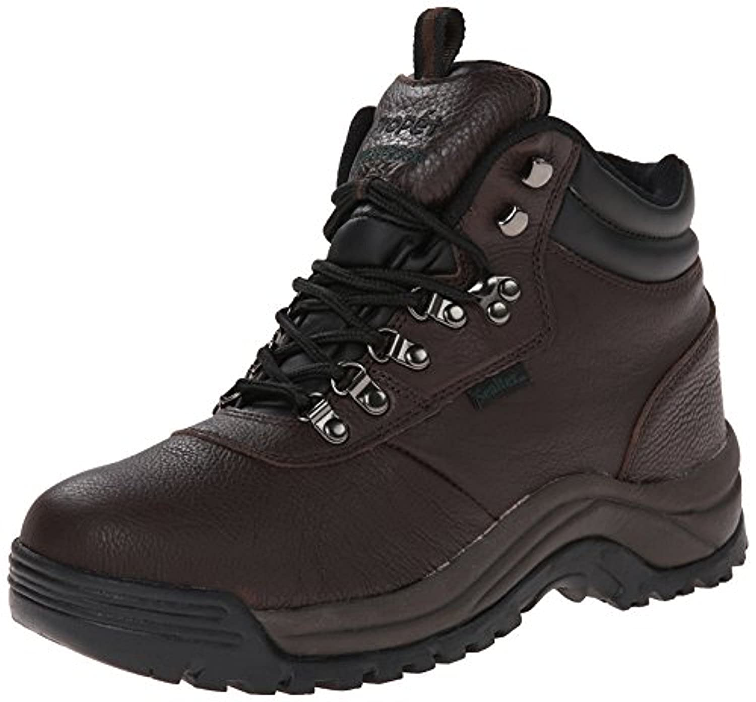 Propet Mens Cliff Walker Boot Bronco Brown 8 X /& Oxy Cleaner Bundle 3E