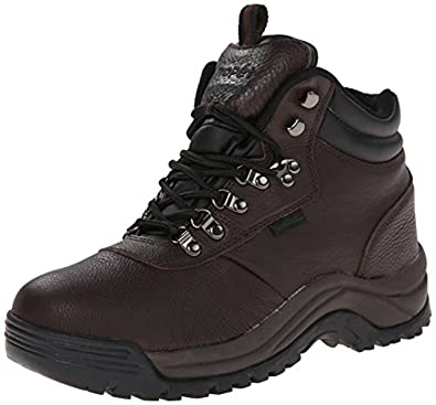 Propet Men's Cliff Walker Boot Bronco Brown 16 X (3E) & Oxy Cleaner Bundle