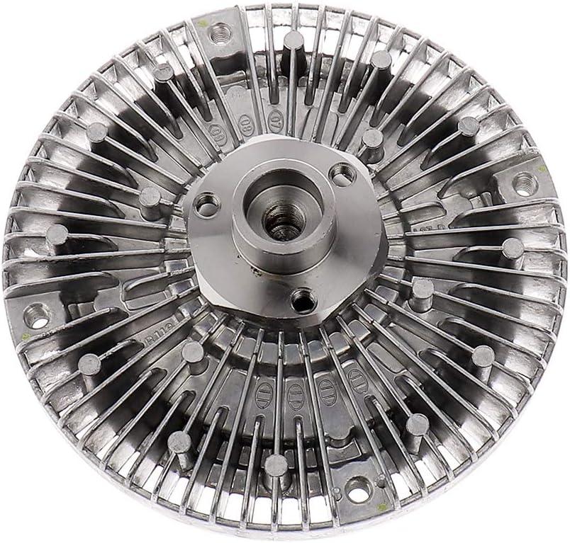 IRONTEK Engine Cooling Fan Clutch for VW Passat GLS 2.0L 04-05 1.8L 98-05 Audi A4 Quattro Radiator Fan Clutch without Pulley 058121350