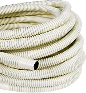 Daisypower Drain Hose Line 5/8 ID for Air Conditioner Mini-Split Ductless AC Heat Pump System,Cooling Only