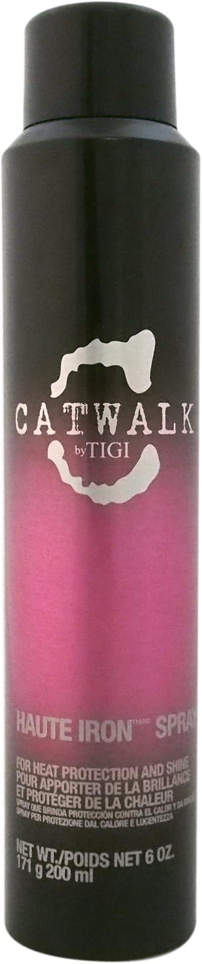 TIGI Catwalk Haute Iron Spray for Unisex