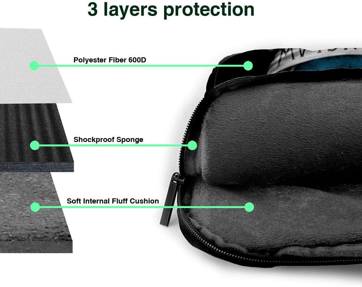 Zxh Hogw-Arts Ra-Ven-Claw College Shoulder Shockproof Laptop Bag Laptop Sleeve Case Ultra-Slim Laptop Computer Pouch Bag 13//14//15.6 Inch