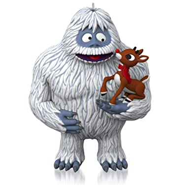 Hallmark Keepsake Ornament: Rudolph the Red-Nosed Reindeer and the Abominable Snow Monster of the North Misfit Friends
